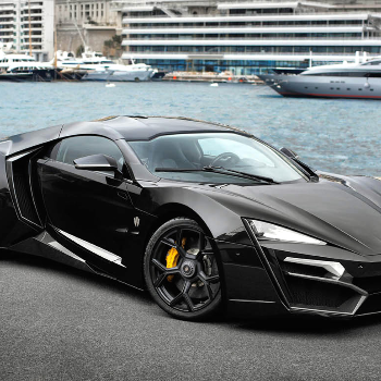 Lykan Hypersport - Car & Motorcycle