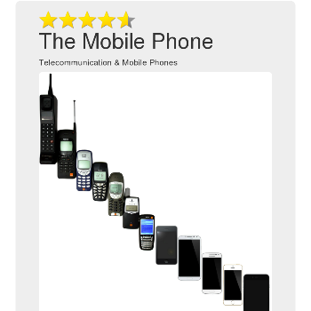The Mobile Phone - Telecommunication & Mobile