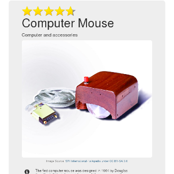 Computer Mouse - Computers & Accessories