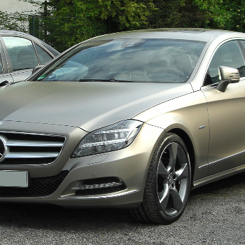 Mercedes-Benz CLS 350 - Car & Motorcycle