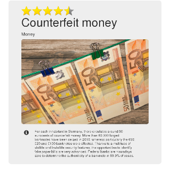 Counterfeit money - Earn Money & MLM