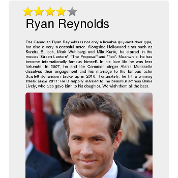 Ryan Reynolds - Media & News