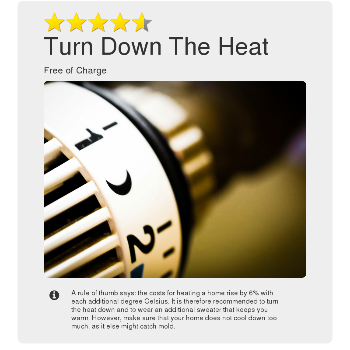 Turn Down The Heat - Things for free