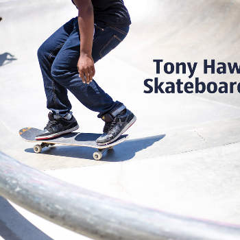 Tony Hawk's Skateboarding - Games & Clans