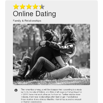 Online Dating - Family & Relationship