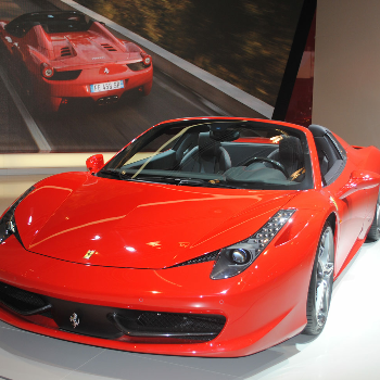 Ferrari 458 Spider - Car & Motorcycle