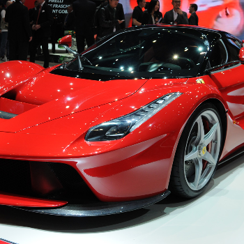 Ferrari LaFerrari - Car & Motorcycle